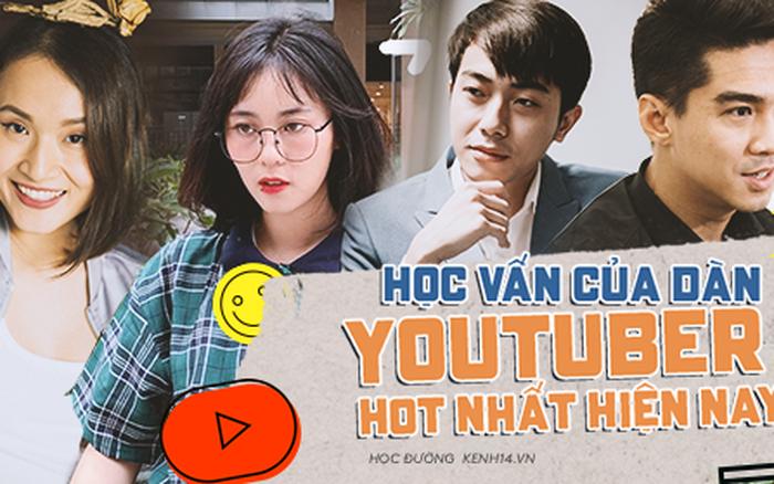 Học vấn của dàn Youtuber hot nhất Việt Nam: PewPew, ViruSs, Huyme đều là du học sinh đình ...
