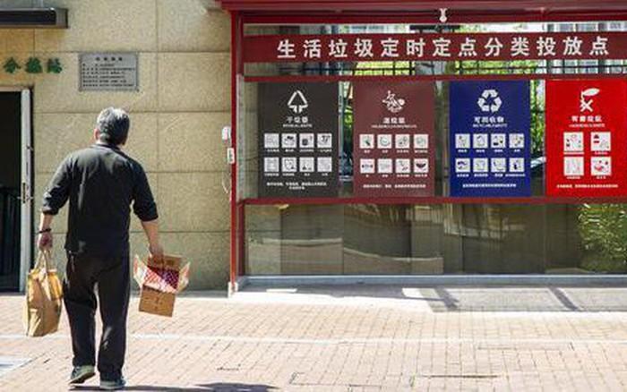 Trung Quốc không ngoan không được: Đi đổ rác cũng bị nhận diện khuôn mặt, đổ sai ...