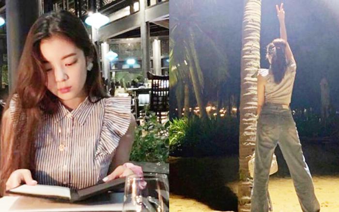 Mỹ nhân girlgroup ITZY siêu hot nhà JYP bất ngờ khoe ảnh nghỉ Trung thu tại Đà Nẵng: ...