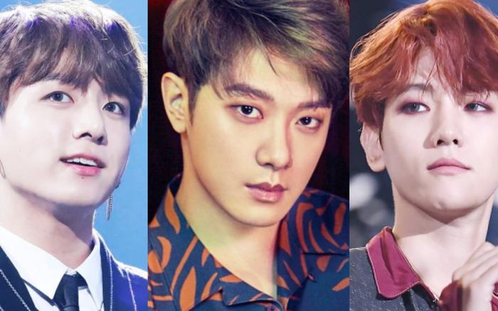 """30 idol nam Kpop hot nhất hiện nay: Top 3 không lạ, """"ông bố trẻ nhất Kbiz"""" gây ..."""