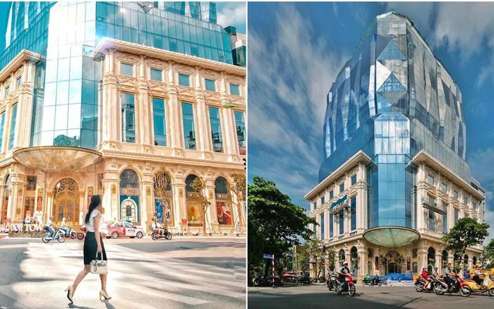 """Lộ diện tòa nhà kim cương """"siêu to khổng lồ"""" đang gây sốt giới trẻ Hà Nội: ..."""