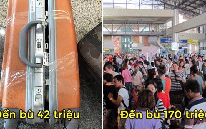 Nóng: Từ cuối năm 2019, khi bị chậm chuyến bay hoặc huỷ chuyến, hành khách có thể ...