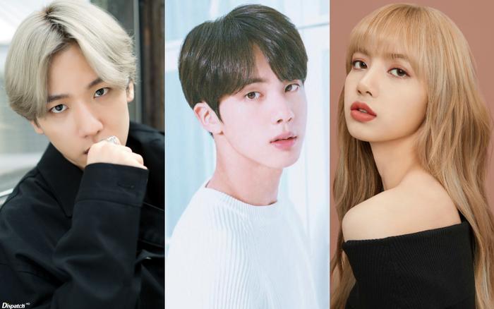 20 nghệ sĩ Kpop bán đĩa giỏi nhất 2019