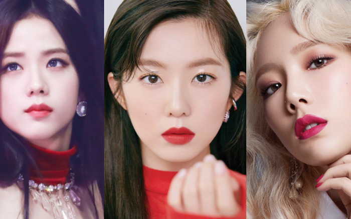 Top 30 nữ idol hot nhất hiện nay: BLACKPINK bỗng mất dạng, No.1 không bất ngờ bằng SNSD và Red ...