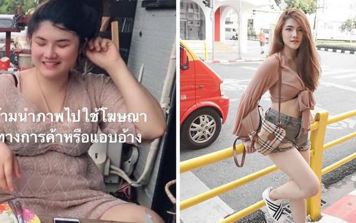 Giảm 30kg chỉ sau 4 tháng, cô gái người Thái chia sẻ bí quyết xuống cân tự ...