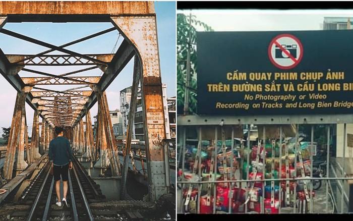 """2 địa điểm bị cấm quay phim, chụp ảnh ở Việt Nam: Khi biển cảnh báo cũng """"chịu thua"""" trước đam ..."""