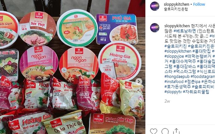 Mấy món ngon này ở Hàn Quốc chẳng thiếu, nhưng người ta cứ đổ xô sang… Việt Nam để mua