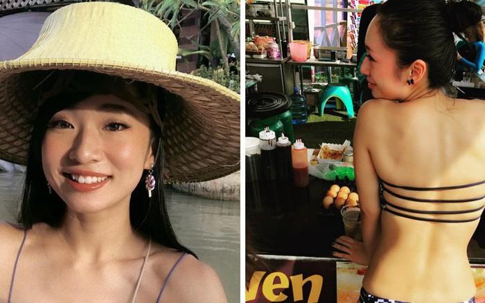"""Từ 78kg xuống 50kg, cô gái người Nhật lột xác với đường cong """"siêu chuẩn"""" ..."""