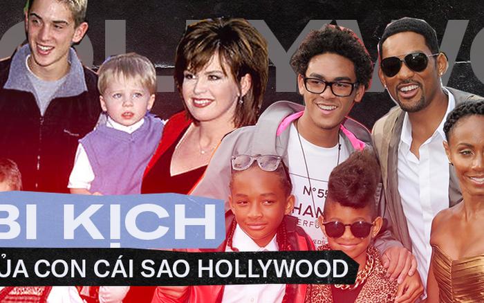 7 bi kịch gây bão của con sao Hollywood: Quý tử nhà Will Smith định tự tử, người 18 ...