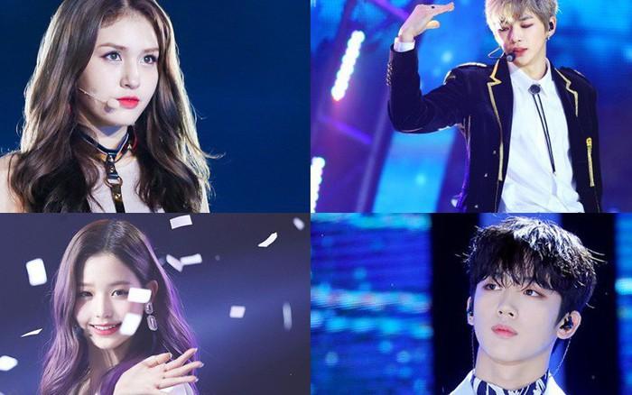 Ca khúc debut huyền thoại của các nhóm từ show sống còn Produce: Bài được chọn ...