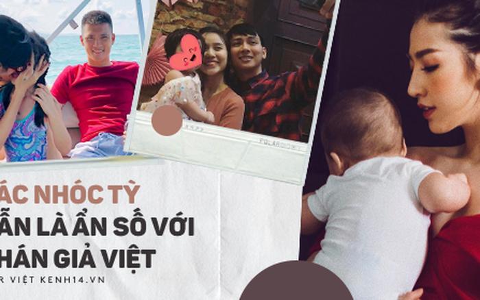Hà Tăng và Thu Minh đã công khai con, còn những sao Việt này vẫn quyết ...