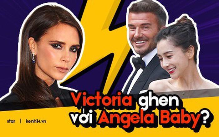 """Victoria Beckham ghen lồng lộn sau khi xem loạt ảnh David Beckham tổ chức """"đám cưới"""" ..."""