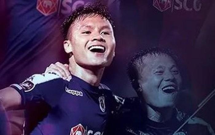 """Với thế hệ """"không dối lừa"""" của Quang Hải, Hà Nội FC sẽ mở ra một kỷ nguyên mới ..."""