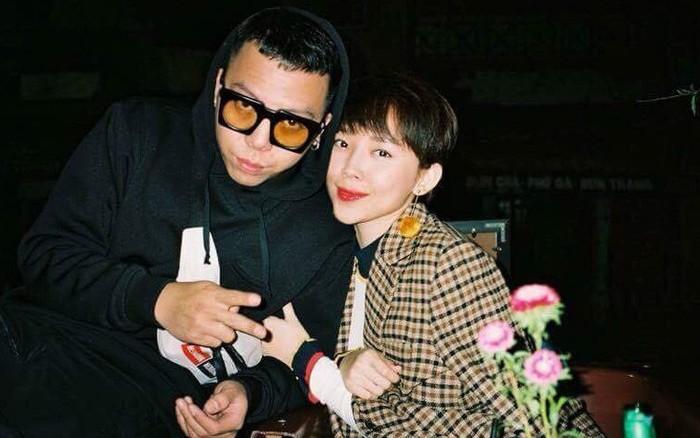 """Không cần chụp ảnh chung, Tóc Tiên - Hoàng Touliver vẫn bị """"soi"""" cặp ..."""