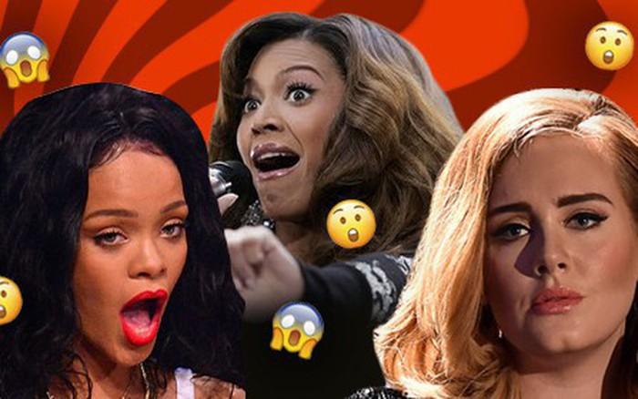"""Khi sao US-UK quá sốc trước giọng hát của fan: Beyoncé, Rihanna """"đứng hình mất 5 ..."""