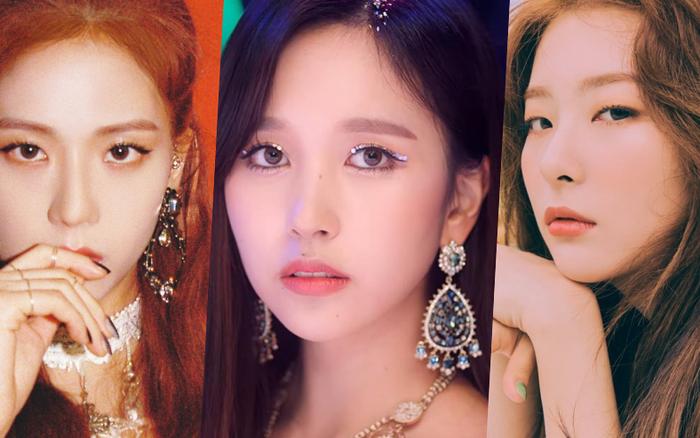 """Mặt trận album girlgroup: TWICE all-kill Nhật - Hàn, Red Velvet lép vế, BLACKPINK """"not ..."""