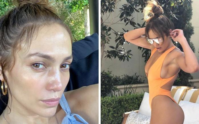 """Học ngay bí kíp """"trẻ mãi không già"""" của Jennifer Lopez: U50 mà ..."""