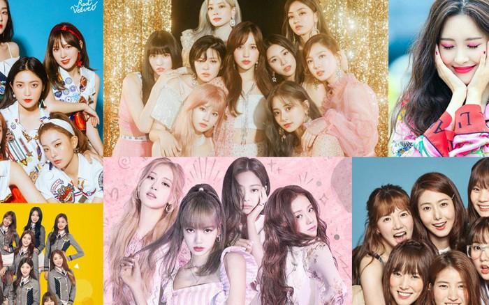 Sẽ ra sao nếu TWICE, BLACKPINK, Red Velvet... cùng hội tụ trong 1 show thực tế?