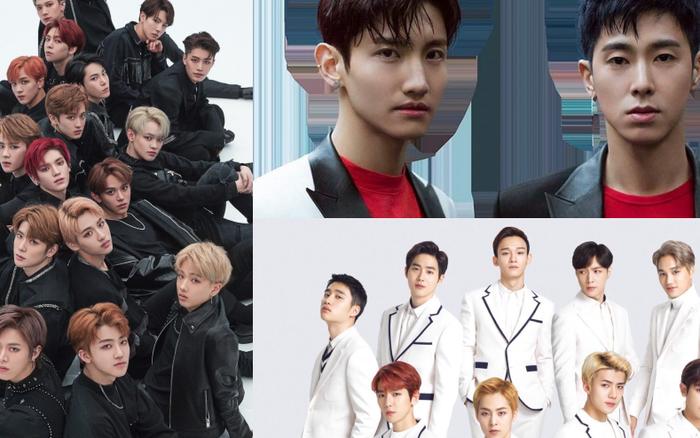 EXO và DBSK sẽ trở lại vào cuối năm nay, NCT và Red Velvet sắp đón hậu bối thế hệ mới