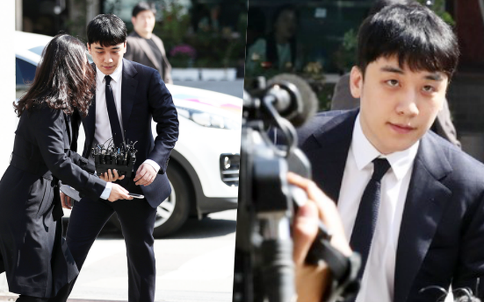 Trình diện sau 1 tháng vắng bóng, Seungri tiều tụy hẳn và còn gây chú ...