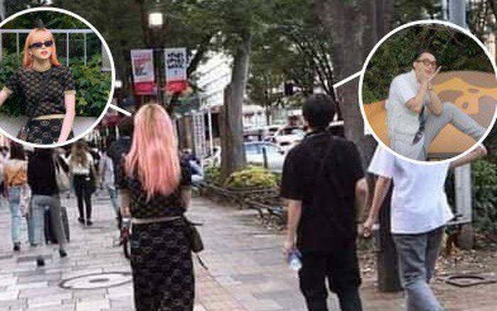 Sơn Tùng M-TP và Thiều Bảo Trâm lộ ảnh xuất hiện cùng nhau trên đường phố Nhật, ...