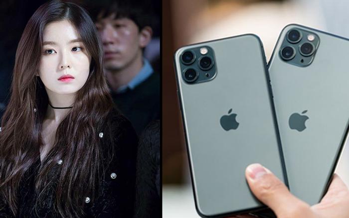 Ai chơi lớn được như fan Red Velvet: Không ngại rút ví mua tặng idol cả loạt iPhone 11 mới ...
