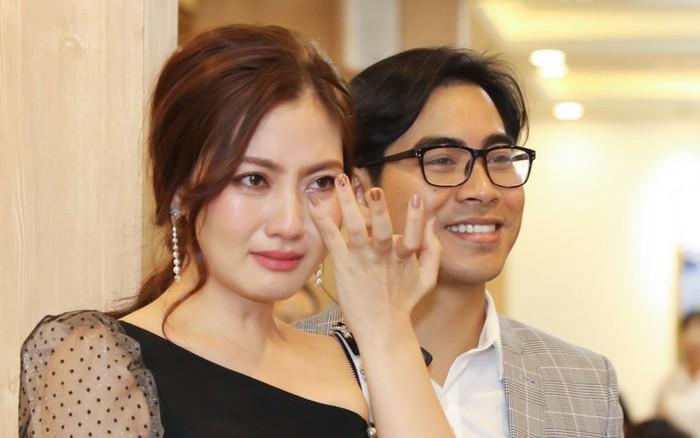 Ngọc Lan lên tiếng nghi vấn rạn nứt hôn nhân với Thanh Bình
