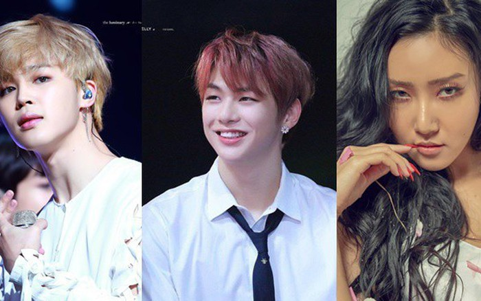 Tranh cãi BXH 30 idol hot nhất hiện nay: J-Hope (BTS) vừa lập kỷ lục đã xếp cuối, EXO, ...