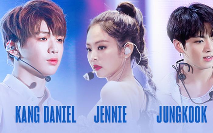 Kang Daniel, Jennie, Jungkook... nghe cứ ngỡ như nghệ danh idol, ai ngờ chính là tên thật