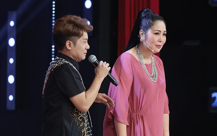 """MC Lại Văn Sâm háo hức chờ xem Hồng Vân... tụt quần Minh Nhí tại """"Ký ức vui ..."""
