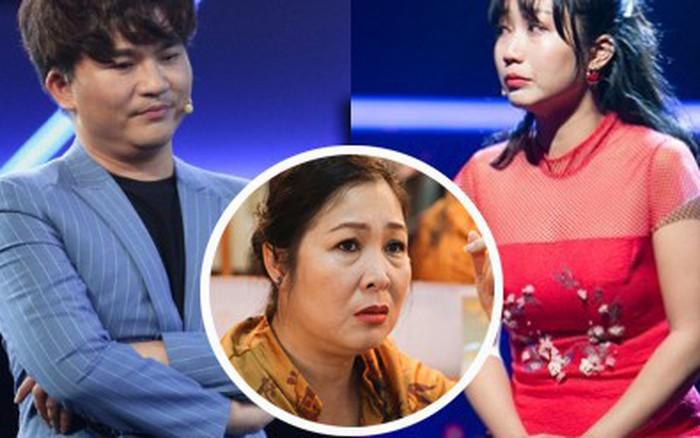 MC Đại Nghĩa, Ốc Thanh Vân cùng nhiều nghệ sĩ nghẹn ngào khi NSND Hồng Vân phải ...