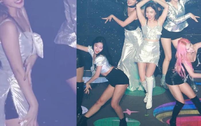 Sự cố Nayeon (TWICE) rách váy trên sân khấu gây xôn xao khiến JYP phải đưa ...