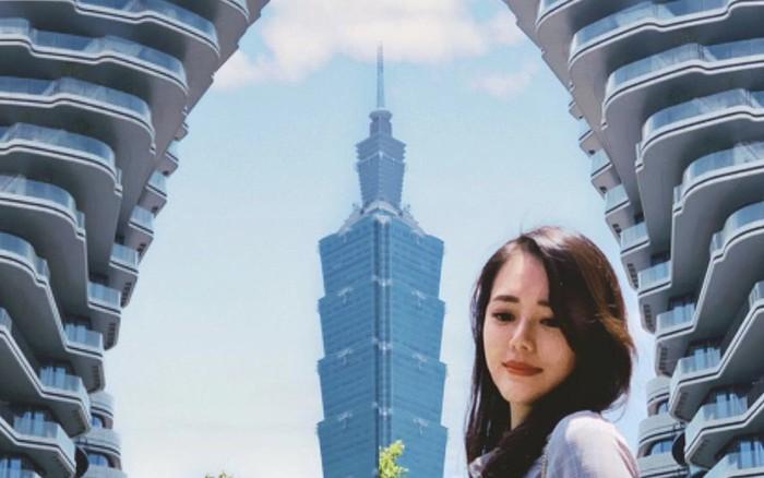 Đài Bắc lại vừa lộ điểm check in mới toanh ngỡ như trong phim khoa học viễn tưởng