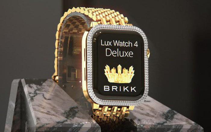 Cần tới 34 người, 80 giờ chế tác để tạo ra chiếc Apple Watch nạm kim cương trị giá 1,7 tỷ ...