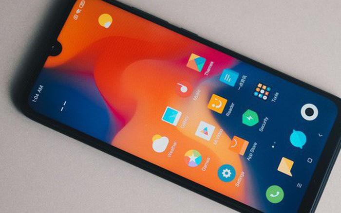 Trên tay Redmi Note 7 đang được săn đón: Màn hình giọt nước, pin ...