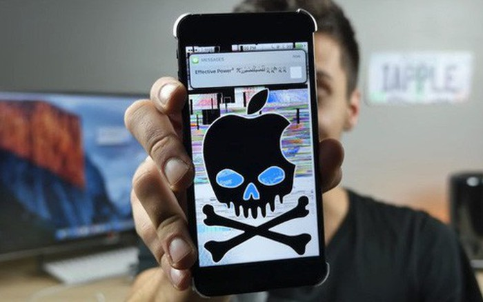 10 lỗ hổng chết người trên iPhone được hacker Google tìm thấy, có thể tấn công ...