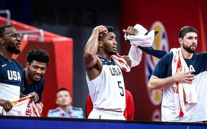 """Kết quả thi đấu ngày 5/9 FIBA World Cup 2019: Bóng rổ Mỹ """"huỷ diệt"""" Nhật Bản, giải ..."""