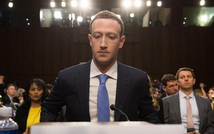 """Mark Zuckerberg sẽ phải """"bóc lịch"""" tận 20 năm nếu kế hoạch mới này được thực thi"""