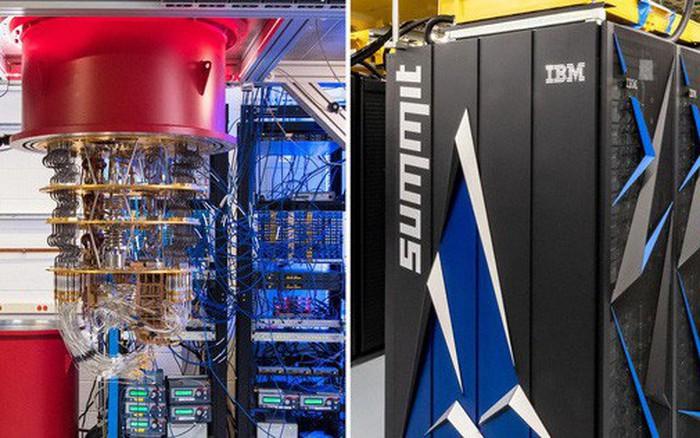 Drama lượng tử: Google khẳng định Ưu thế Lượng tử, IBM liền mang toàn giáo sư ra để phản ...