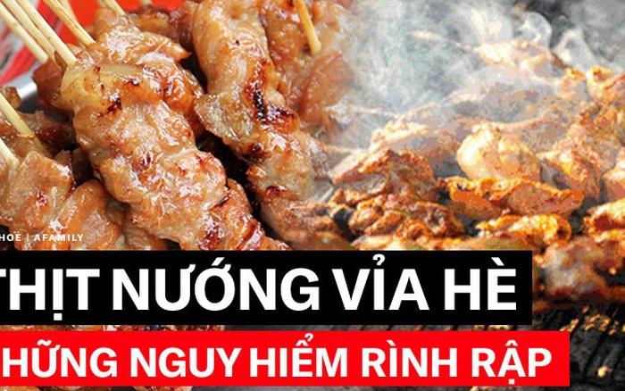 """Món ăn khoái khẩu """"thịt xiên nướng"""" ngày lạnh: Ham đến mấy cũng chẳng ..."""