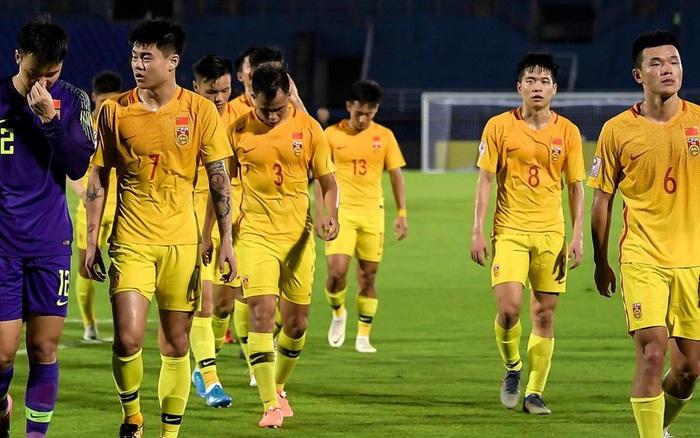 Chơi đầy cố gắng, cầm hòa U23 Hàn Quốc đến phút cuối, U23 Trung Quốc vẫn nhận mưa gạch ...