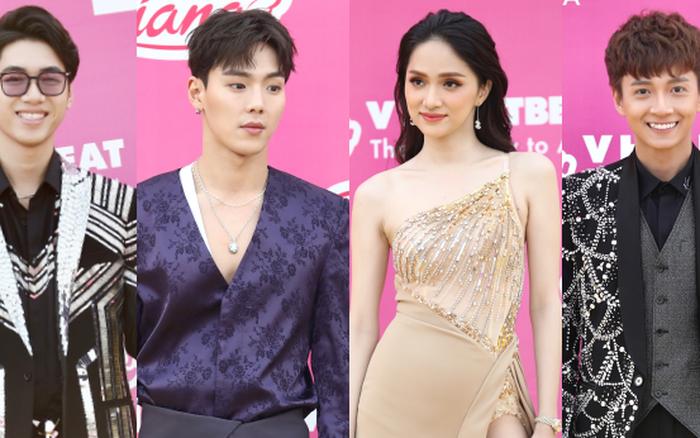 Thảm đỏ Year End Party Hàn-Việt: K-ICM chính thức lộ diện không có Jack, Monsta X ...