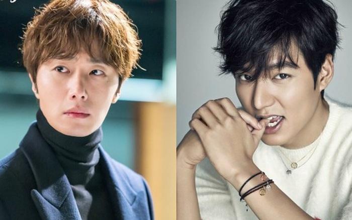 Jung Il Woo thừa nhận mình từng thu hút phái nữ hơn cậu bạn thân Lee Min Ho khi ... - xs thứ hai