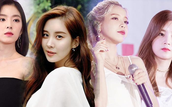 4 idol nữ bước sang tuổi 30 vào năm 2020: visual đỉnh nhưng tài năng có thua kém ...