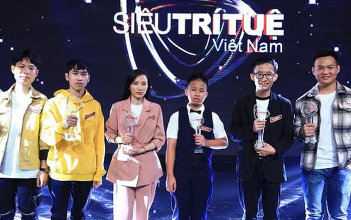 """""""Siêu trí tuệ Việt Nam"""" xứng đáng đứng vào hàng top trên thị ..."""