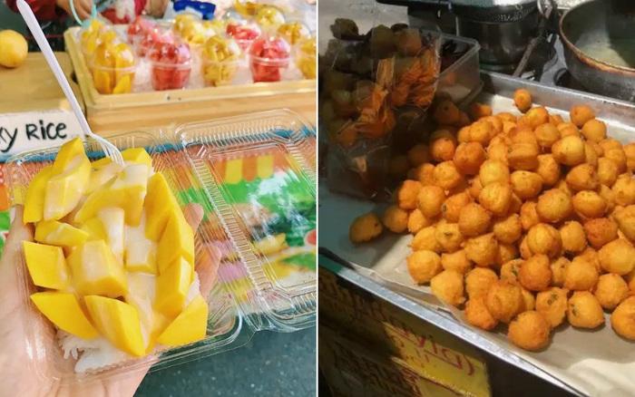 """18 món ăn đường phố đỉnh nhất Thái Lan khiến du khách quốc tế """"nghiện toàn tập"""", ..."""