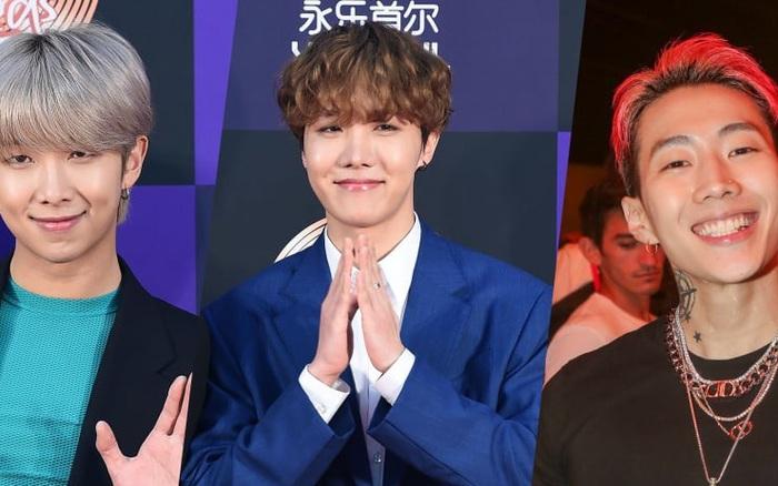 RM và J-Hope (BTS) chính thức trở thành thành viên Hiệp hội bản quyền âm ...