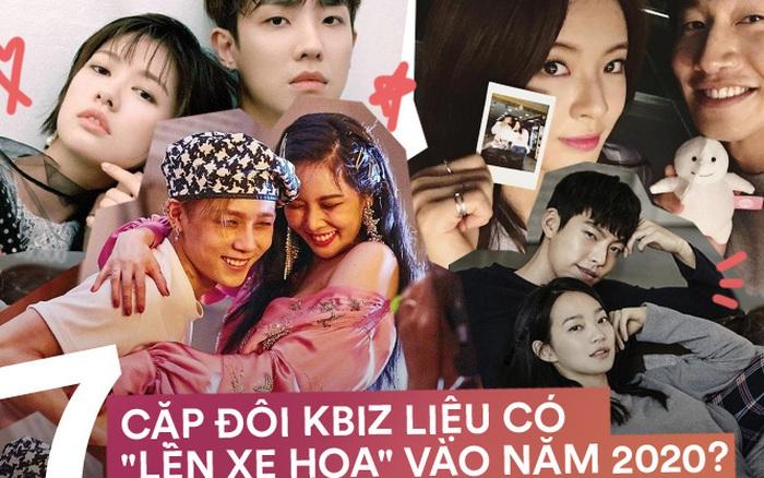 """7 cặp sao Hàn dự dễ """"lên xe hoa"""" nhất năm 2020: Kim Woo Bin, cặp """"Reply ..."""