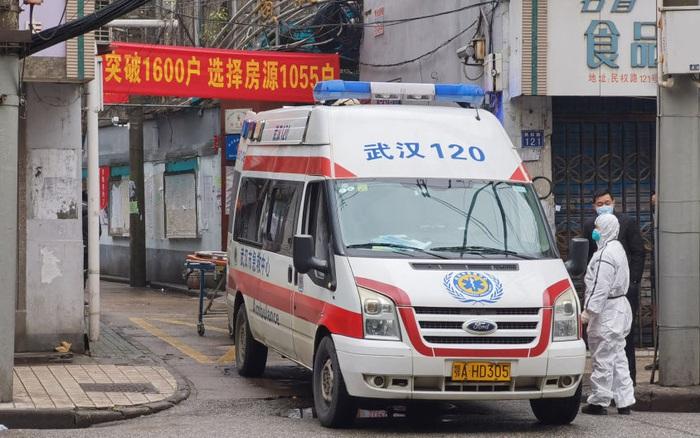 Bệnh nhân trẻ nhất qua đời vì virus Vũ Hán là nam giới 36 tuổi chưa từng có bệnh ...