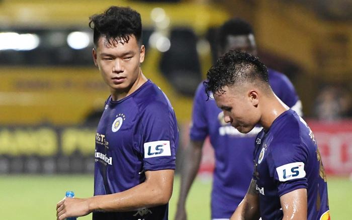 Bị Thanh Hóa cầm hòa, HLV Hà Nội FC nói thất vọng vì đội bạn: